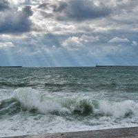 Волна :: Игорь Кузьмин