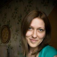 автопортрет :: Evgeniya D