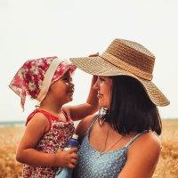 Пока сама не станешь мамой — не поймешь, как сильно она тебя любит… :: Мария Кудрина
