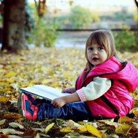 Маленькая Марго :: Olga Brook