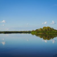 Река Клязьма :: Каролина Савельева