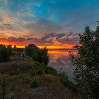 Палитра закатных красок :: Роман Макаров