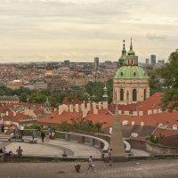 Вид на Прагу :: Завриева Елена Завриева