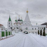 Вознесенский печерский монастырь :: Константин