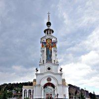 Церковь-маяк-музей :: Елизавета Царук