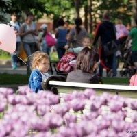 поймать взгляд ребёнка :: Олег Лукьянов