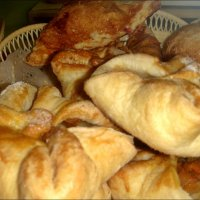 Пирожки с яблоками :: Нина Корешкова