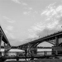 Новосибирские мосты :: cfysx