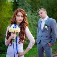 Свадебная прогулка :: Анастасия Мазалова