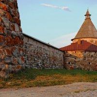Стены монастыря :: Ольга Чистякова