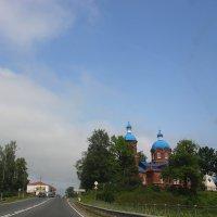 Храм Рождества Пресвятой Богородицы в с. Рождествено... :: Tatiana Markova