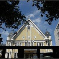 Свободная евангелическая церковь Котки :: Вера