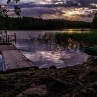 закат :: Irina Novikova