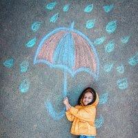 дождь :: Наталья и Юрий Родионовы