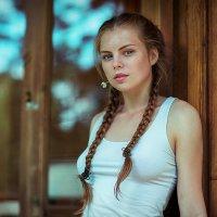Лиза :: Сергей Суховей