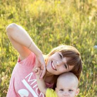 Мать и дитя :: Елена Кватоко