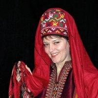 Туркменский костюм :: Elena Соломенцева