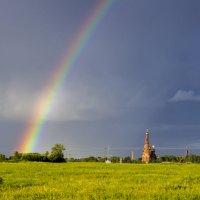 Перед грозой :: Sergey Lebedev