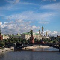 Золотая моя Москва :: Надежда Попова