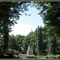 Парк Сибелиуса :: Вера