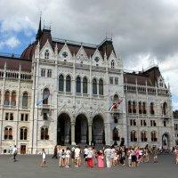 парламент г. Будапешт :: Ольга