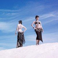 Пески Сахары... :: Сергей Гутерман