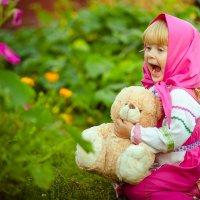 Маша и медведь :: Оксана ЛОбова
