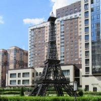 Миниатюрная Эйфелева башня :: genar-58 '