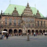 Бременская ратуша (нем. Bremer Rathaus) :: Olga