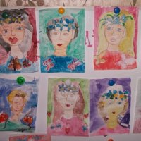 Мамы - они самые красивые :: Галина Бобкина