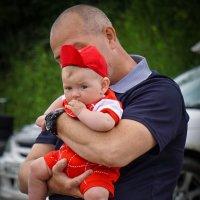 Красный шапочка... :: Арина