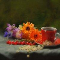 Цветы и ягоды :: Aioneza (Алена) Московская