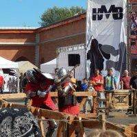 Бой на мечах на фестивале военной истории. :: Виктор Егорович