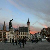 Вечер в Генте :: lady-viola2014 -