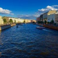 Великолепный Петербург! :: Artem Lapshin