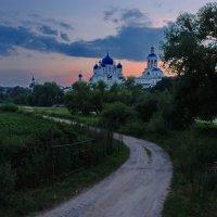 Боголюбово, вид на монастырь :: Валерий Толмачев