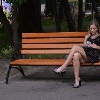 Телефон - мой лучший друг. :: юрий Амосов