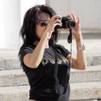 фото-графиня с облегчённой моделью фотика :: Олег Лукьянов