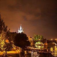 Прага :: Светлана Щербакова