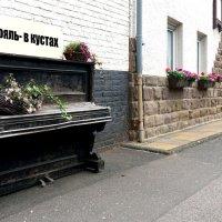 Пианино - на улице... :: Игорь Замлинский