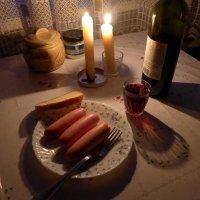 Когда на даче нет света ... :: Валерий Судачок