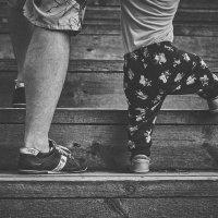 Первые шаги моего младшего :: Наталья Алексеева