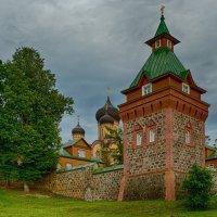 Пюхтицкий Успенский монастырь,Эстония :: Priv Arter