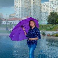Кажется дождь начинается :: Sasha Black