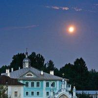 Лунная ночь. :: Александр Смирнов