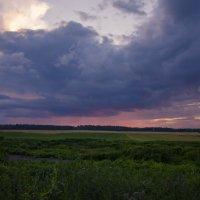 Невероятные закаты Подмосковья :: Виктор М