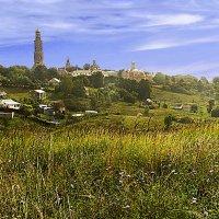 Вид на монастырь в Пощупово :: Константин Тимченко