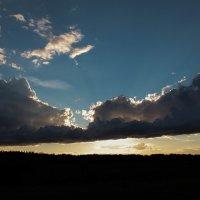 Причуды облаков. :: Любовь Анищенко