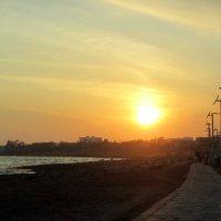 закат на Кипре :: tgtyjdrf