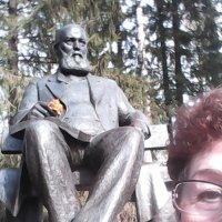Памятник Островскому :: Маргарита Сучкова